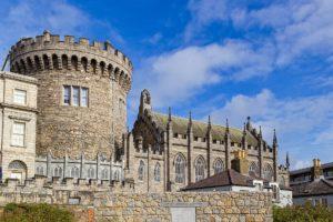 Ian Leaf Dublin Castle